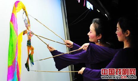 湖南省木偶皮影艺术剧院开办儿童专场