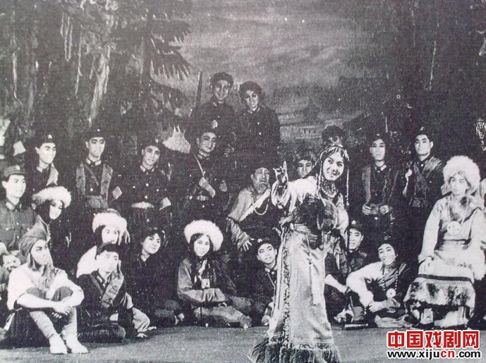 中国评剧院《金沙江畔》