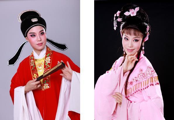 《戏曲采风》栏目于2009年播出了《闽剧演员林颖》人物专访,长达20图片